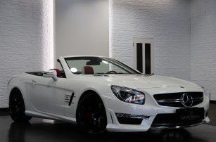 Mercedes-Benz/SL550 AMG63pkg