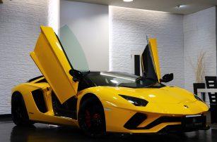 Lamborghini/アヴェンタドールS