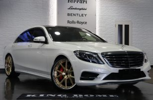 Mercedes-Benz/S550L・AMGライン・ショーファーpkg