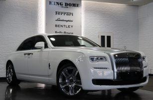 Rolls-Royce/ゴースト・シリーズⅡ