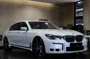 BMW/750Li