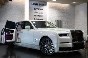 Rolls-Royce/ファントム8
