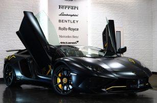 Lamborghini/アヴェンタドールSV
