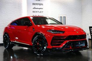 Lamborghini/ウルス